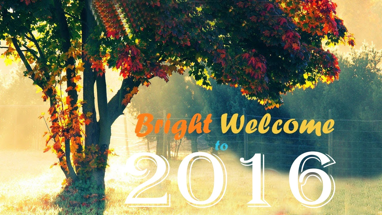 Happy New Year 2016 Greeting Hd Images Wallpapers Free Download