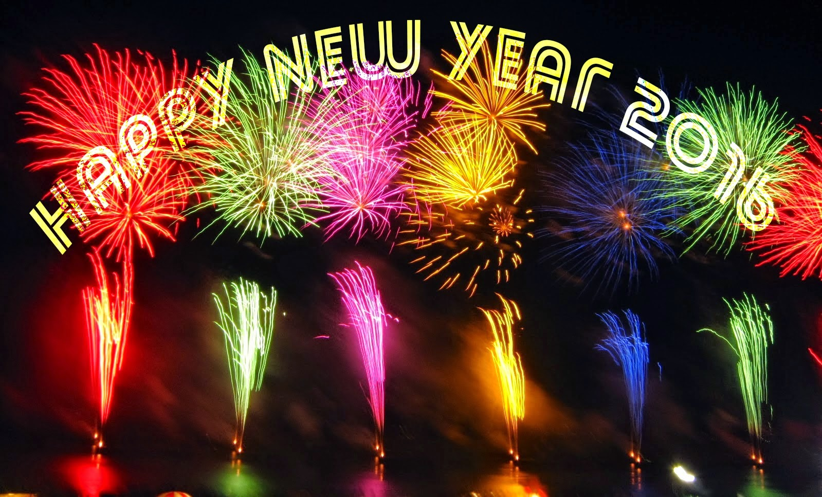 happy new year 2016 hd images wallpapers