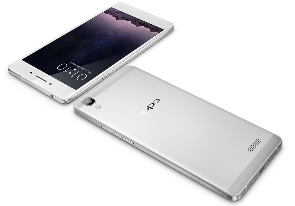 OPPO Small Thickness Smartphone with 3GB RAM 5s