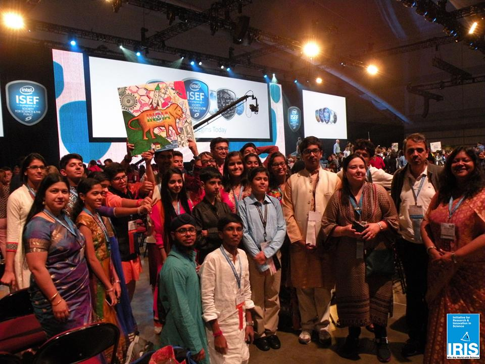 Team-India-at-the-2015-ISEF-opening-ceremony-Pittsuburg-USA-1