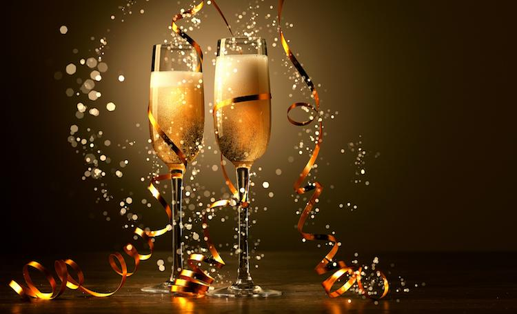 Popular Alcoholic Drinks for New Year