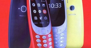 Nokia 3310 Re-Launched In MWC 2017