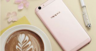 Oppo Releases Rose Gold Variant of F1s for Valentine's Day
