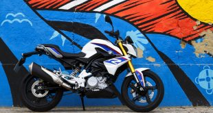 The First BMW Bike G310 R