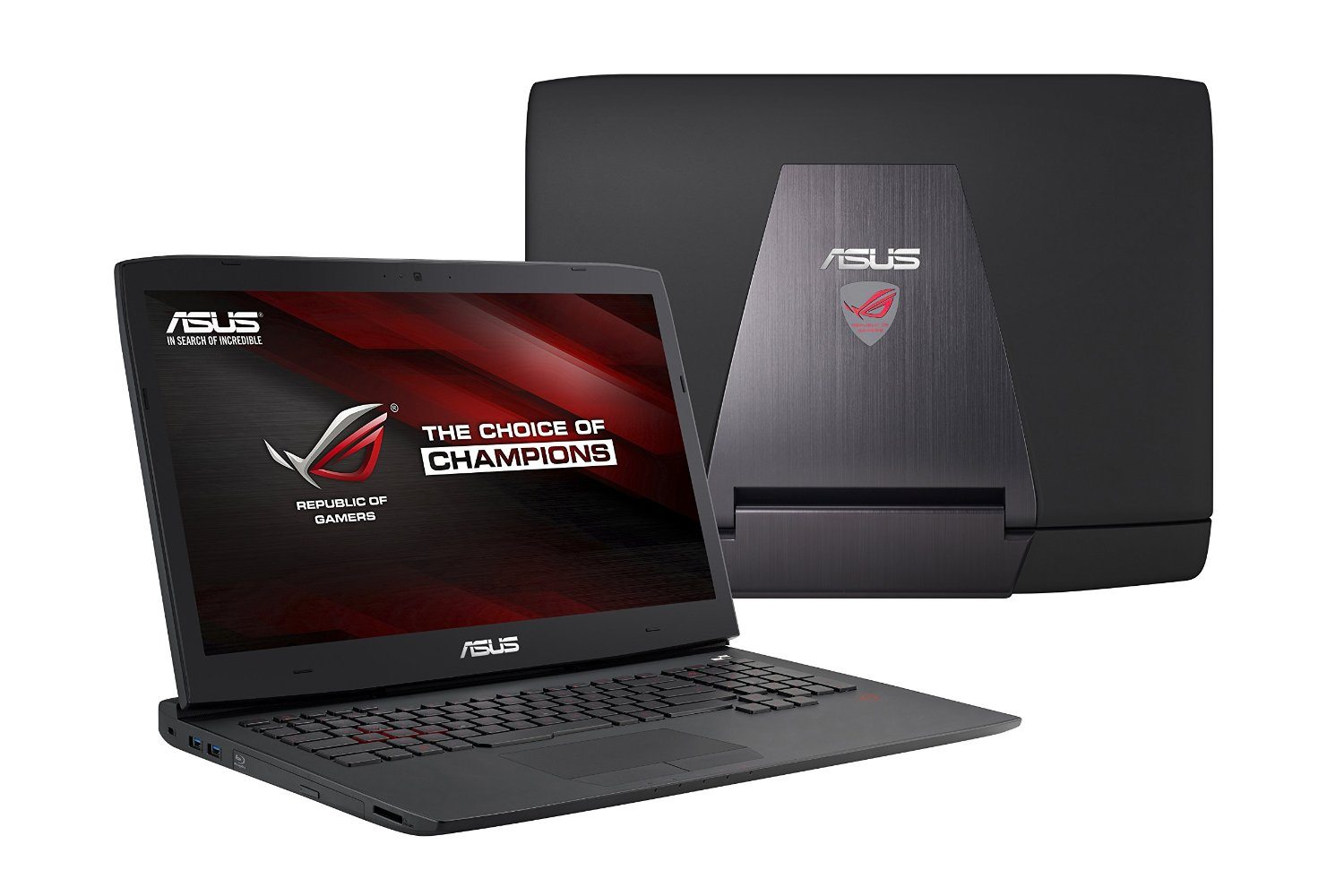 Asus Rolls Most Powerful Gaming Laptop