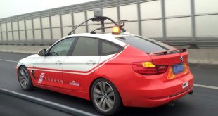 China-Based Web Giant Baidu May Launch Its Autonomous Car By 2020