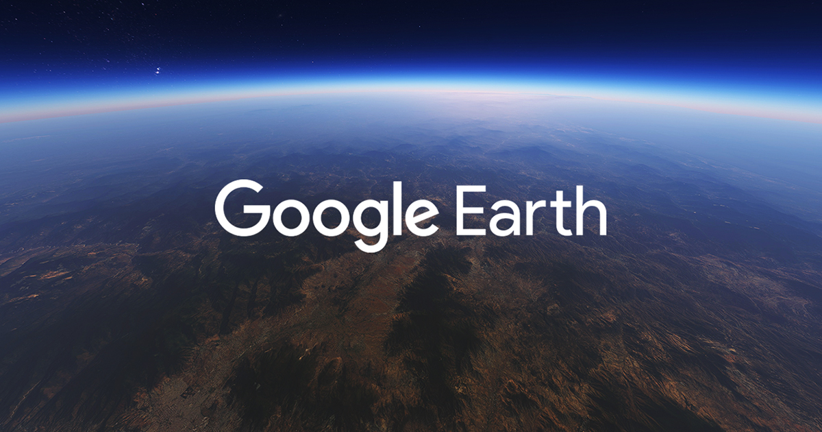 Google Earth Lets One Take A Tour Of The Earth