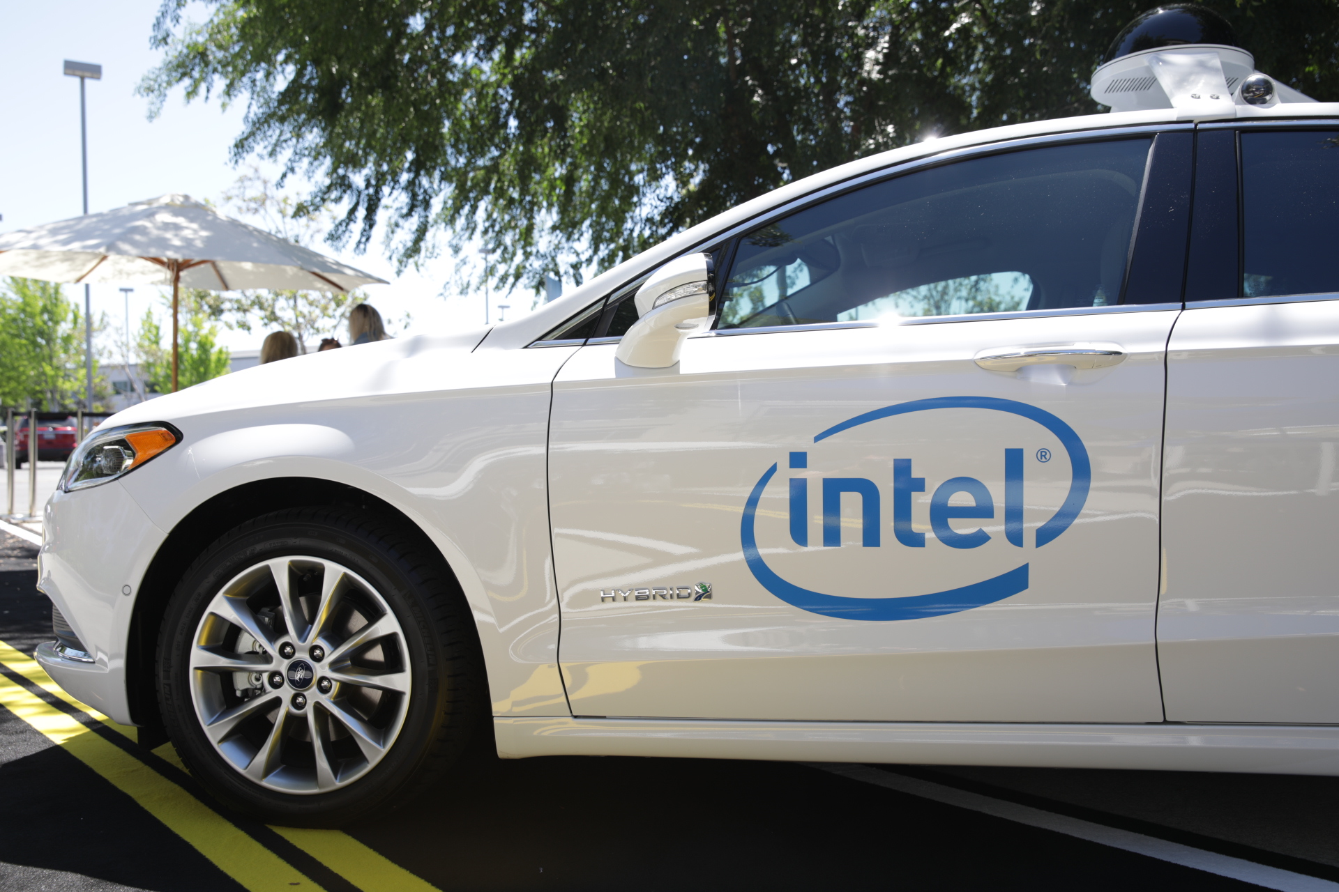 Intel to Launch its Own Autonomous Cars