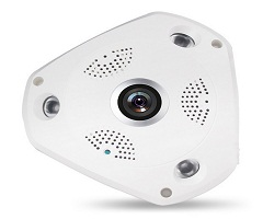 360 Fisheye IP Cameras