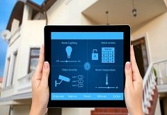 North America Connected Home Security System