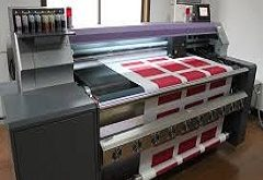Textile Digital Printing Machine