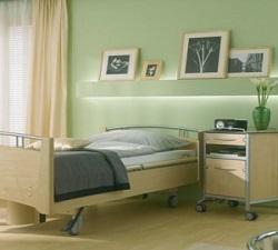 Home Nursing Bed Market