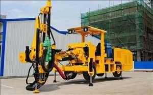 Hydraulic Shaft Jumbo Market
