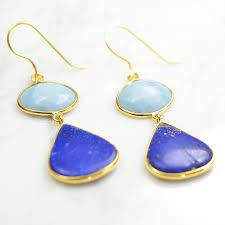 Lapis Lazuli Earrings Market