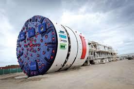 Tunnel Boring Machine (TBM) Market
