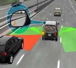 Automotive Blind Spot Detection System Market