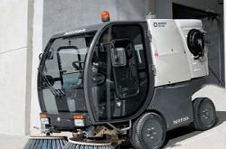 Automotive Suction Sweepers Market