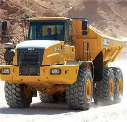 Articulated Dump Truck Market