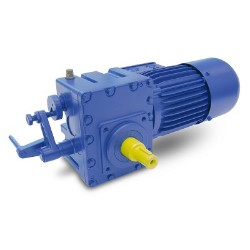Geared Motors and Drives Market