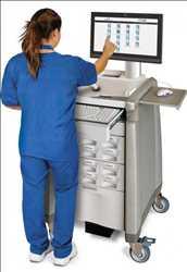 Integrated Medical Computer Carts Market