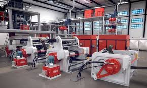 Rubber Processing Equipment Market