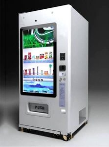 Smart Vending Machines Market