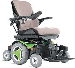 Rear Wheel Drive Electric Wheelchair Market
