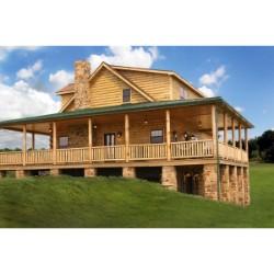 Log Homes Market