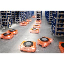 Warehousing and Logistics Robots Market